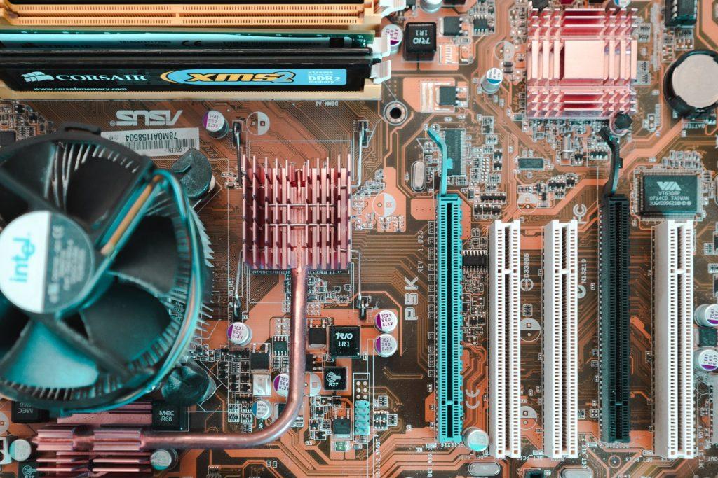inside a CPU