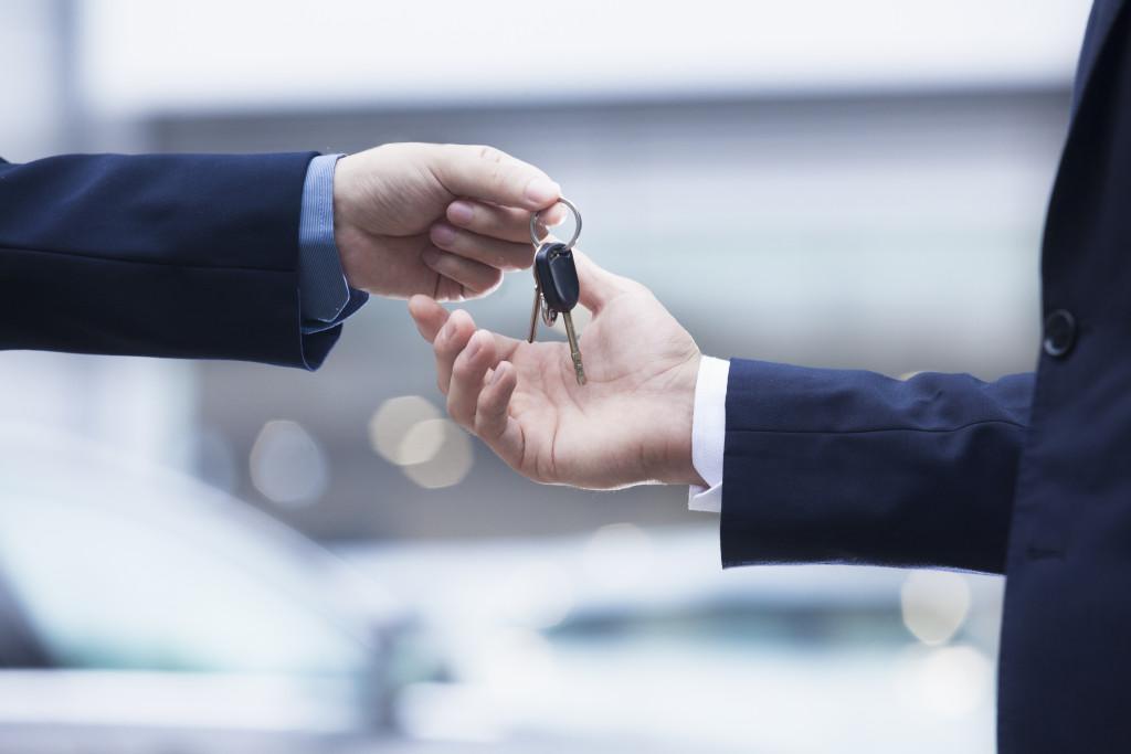 buying a car