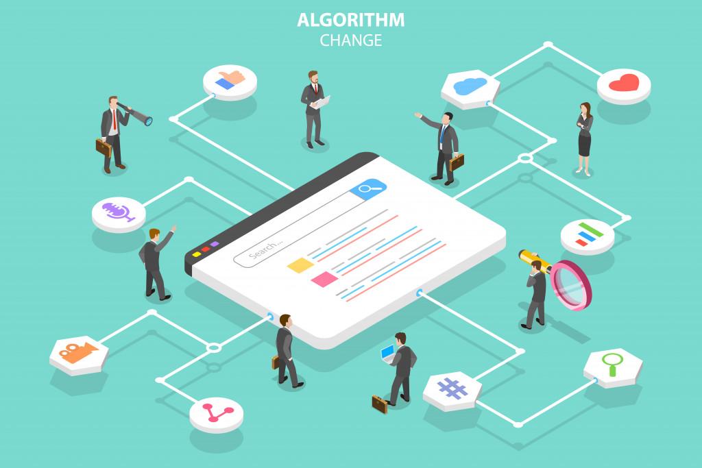 algorithm concept